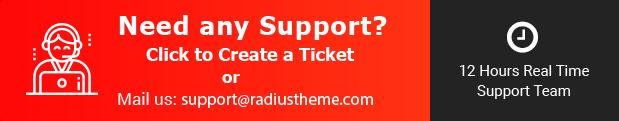 radiustheme support - Classima – Classified Ads WordPress Theme