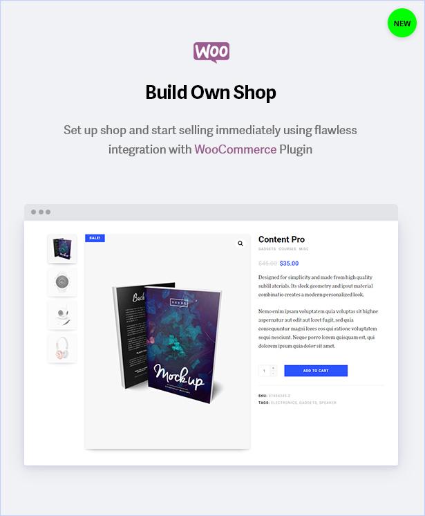 shop - Contentberg - Content Marketing & Personal Blog
