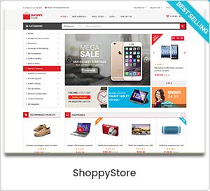 shoppystore - eMarket - Multi Vendor MarketPlace Elementor WordPress Theme (34+ Homepages & 3 Mobile Layouts)