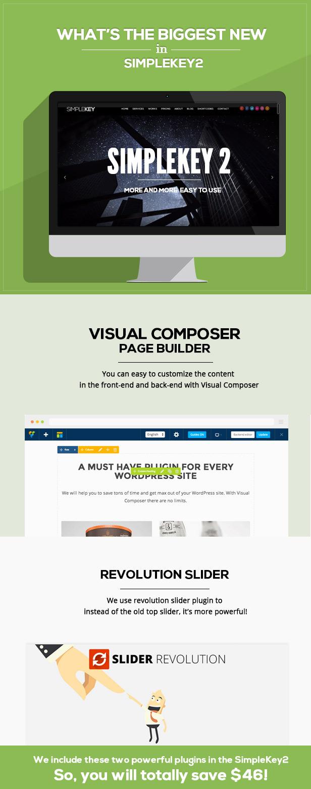 sk2 new - SimpleKey - One Page Portfolio WordPress Theme