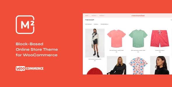 theme preview 590 300 large preview.  large preview - Merchandiser - eCommerce WordPress Theme for WooCommerce
