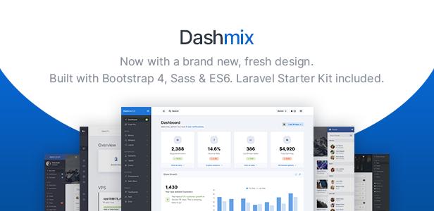 themeforest suggest dashmix 2020 - uAdmin - Responsive Admin Dashboard Template