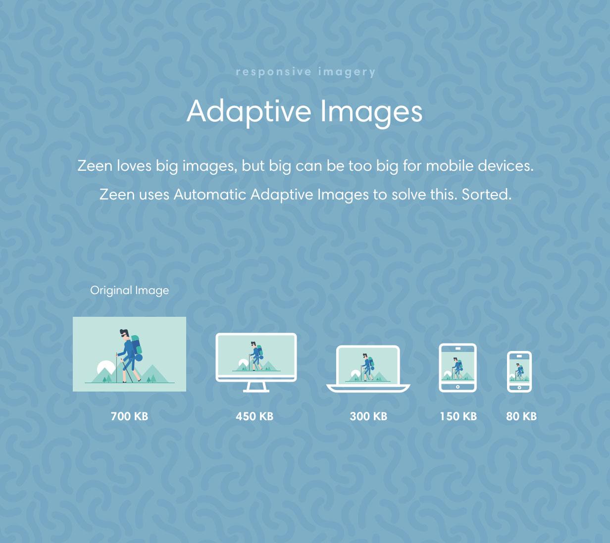 zeen adaptive - Zeen | Next Generation Magazine WordPress Theme
