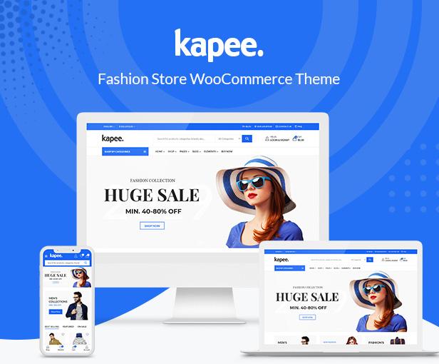 01 responsive layout 01 - Kapee - Modern Multipurpose WooCommerce Theme
