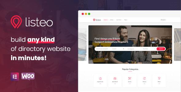 01 listeo.  large preview - CStar Design WordPress Theme