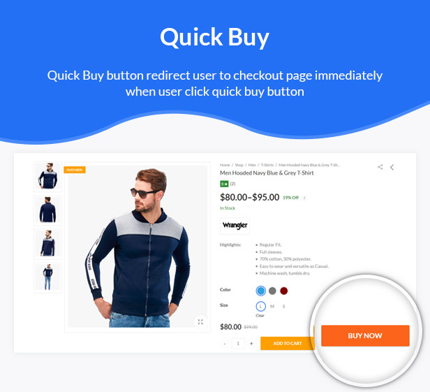 09 quick buy - Kapee - Modern Multipurpose WooCommerce Theme