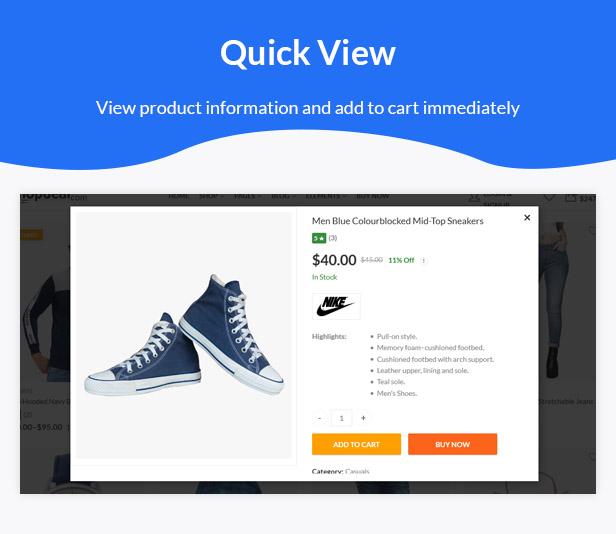 11 quick view - Kapee - Modern Multipurpose WooCommerce Theme