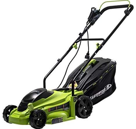 1625920645 41JNVythXQL. AC  468x445 - Earthwise 50614 14-Inch 11-Amp Corded Electric Lawn Mower