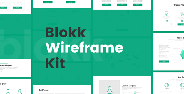 1626016299 472 01 preview.  large preview - Blokk Wireframe Kit 170+ Screens