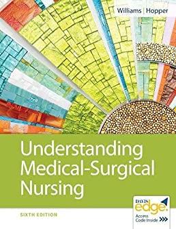 1626916832 51ai5OntiAS. SX258 BO1 - Understanding Medical-Surgical Nursing