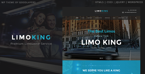 1626970005 607 01 intro.  large preview - Limo King - Limousine / Transport / Car Hire