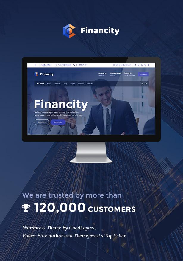 1627143214 595 screen 1 - Financity - Business / Financial / Finance WordPress