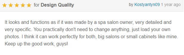 1627273105 291 review 6 - Jacqueline | Spa & Massage Salon Beauty WordPress Theme + Elementor