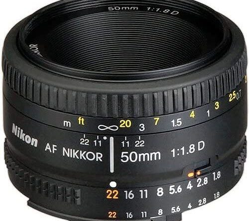 1627393231 51EM nLPq L. AC  500x445 - Nikon AF FX NIKKOR 50mm f/1.8D Lens with Auto Focus for Nikon DSLR Cameras (Renewed)