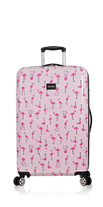 183594f4 bf3d 4a1f 961b 13c406a6723f.  CR0,0,150,300 PT0 SX150 V1    - Betsey Johnson Designer 20 Inch Carry On - Expandable (ABS + PC) Hardside Luggage - Lightweight Durable Suitcase With 8-Rolling Spinner Wheels for Women (Covered Roses)