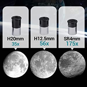 1bbe1272 2723 4825 b7ed 8eee8dac2486.  CR0,0,1500,1500 PT0 SX300 V1    - Astronomical Telescope for Kids and Astronomy Beginners, 700mm/76mm Starter Scope Good Partner to View Landscape and Planet, with Tripod, Wire Shutter, Phone Adapter