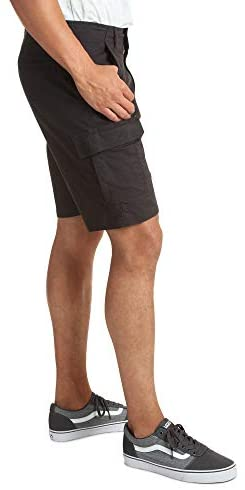 31++8cM5W2L. AC  - Wrangler Authentics Men's Classic Relaxed Fit Stretch Cargo Short