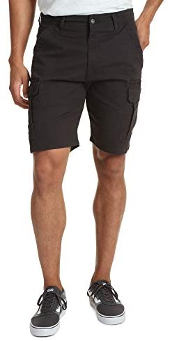 313coo4xVJL. AC  - Wrangler Authentics Men's Classic Relaxed Fit Stretch Cargo Short