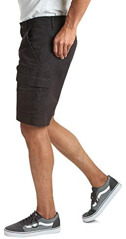 317x2bEb0oL. AC  - Wrangler Authentics Men's Classic Relaxed Fit Stretch Cargo Short