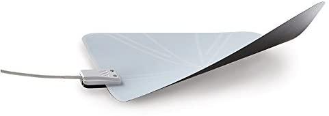 31QwE3SuApL. AC  - Winegard FL-55YR FlatWave Amplified Razor Thin HDTV Indoor Antenna (Renewed)