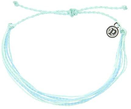 31bG0XRojDL. AC  - Pura Vida Jewelry Bracelets - 100% Waterproof and Handmade w/Coated Charm, Adjustable Band