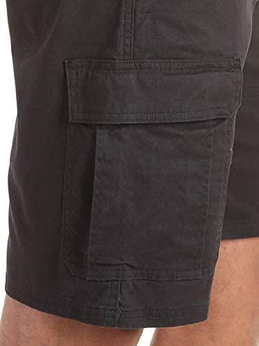 414YG 7rZ4L. AC  - Wrangler Authentics Men's Classic Relaxed Fit Stretch Cargo Short