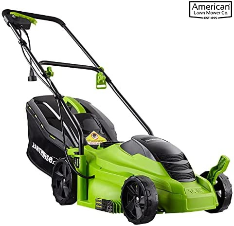 41Iq940t4 S. AC  - Earthwise 50614 14-Inch 11-Amp Corded Electric Lawn Mower
