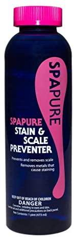 41KMy3CmYoL. AC  - SpaPure Stain & Scale Preventer