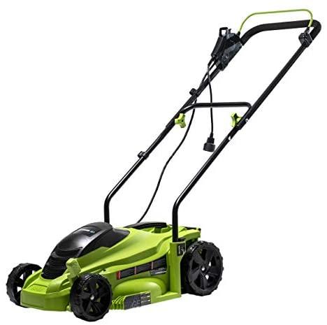41Kcp+JioYL. AC  - Earthwise 50614 14-Inch 11-Amp Corded Electric Lawn Mower