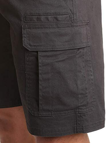 41drx0pw+cL. AC  - Wrangler Authentics Men's Classic Relaxed Fit Stretch Cargo Short