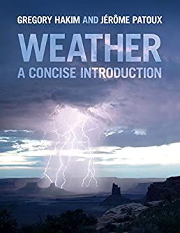 41jX2p2utL. SX258 BO1 - Weather: A Concise Introduction