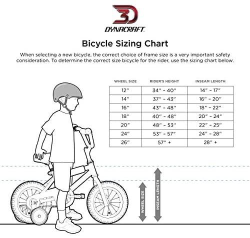 519Xe4B rrL. AC  - Dynacraft Childrens-Bicycles Hot Wheels