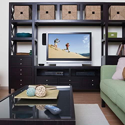 51T7tQwZsYL. AC  - Winegard FL-55YR FlatWave Amplified Razor Thin HDTV Indoor Antenna (Renewed)