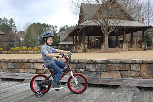 51b+y20bFfL. AC  - Dynacraft Childrens-Bicycles Hot Wheels