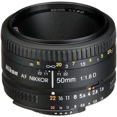 51bvsLpbMxL. AC  - Nikon AF FX NIKKOR 50mm f/1.8D Lens with Auto Focus for Nikon DSLR Cameras (Renewed)