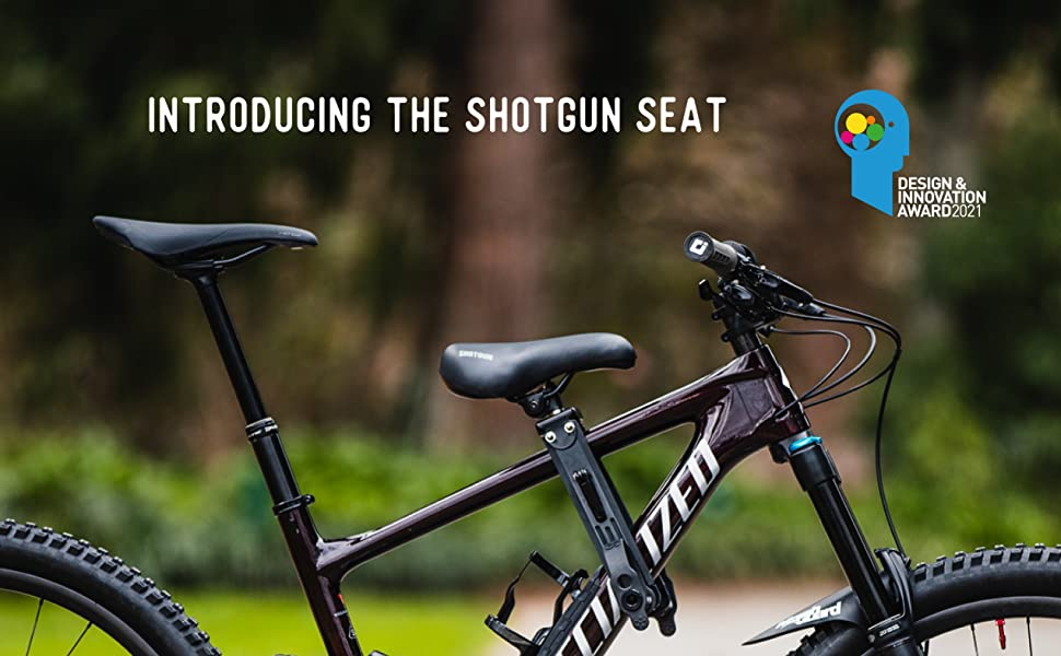 56560f70 47fe 4ea0 ad08 8cc6e11f6c7c.  CR0,9,2543,1573 PT0 SX970 V1    - SHOTGUN Kids Bike Seat for Mountain Bikes | Front Mounted Bicycle Seats for Children 2-5 Years (up to 48 Pound) | Compatible with All Adult MTB | Easy to Install