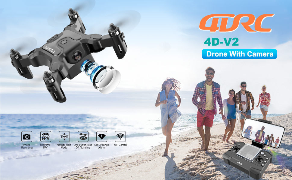 604d7999 29b4 40de 8df6 71db5a91fffd.  CR0,0,970,600 PT0 SX970 V1    - 4DRC Mini Drone with 720P Camera for Kids Beginners,RC Quadcopter Helicopter FPV HD Live Video,Toys Gifts for Boys Girl,3 Batteries,One Key Return,Headless Mode,Trajectory Flight,3D Flips