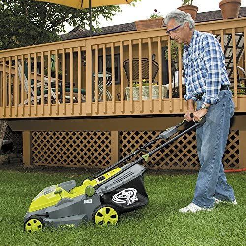 61wplaXvB0L. AC  - Sun Joe ION16LMCT iON16LM-CT 40-Volt 4.0-Amp 16-Inch Brushless Cordless Lawn Mower, Tool Only
