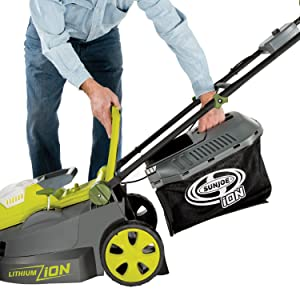 66d49df7 f7a6 418a a44e b47052862030. SL300   - Sun Joe ION16LMCT iON16LM-CT 40-Volt 4.0-Amp 16-Inch Brushless Cordless Lawn Mower, Tool Only