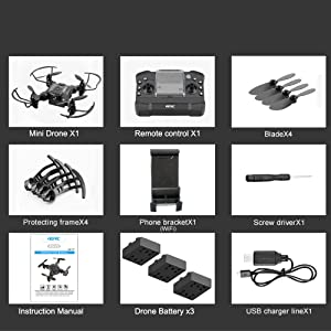 78b00116 ff1c 452e a329 4e878cb85331.  CR0,0,1000,1000 PT0 SX300 V1    - 4DRC Mini Drone with 720P Camera for Kids Beginners,RC Quadcopter Helicopter FPV HD Live Video,Toys Gifts for Boys Girl,3 Batteries,One Key Return,Headless Mode,Trajectory Flight,3D Flips