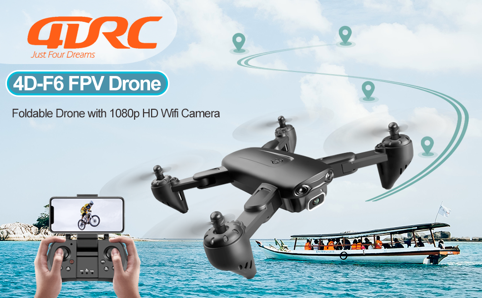 822b944f 4f16 4a75 8fed f384fc90f665.  CR0,0,970,600 PT0 SX970 V1    - 4DRC Drone with 1080P HD Camera, 2 Batteries and Carrying Case, FPV Live Video Camera,RC Quadcopter for Adults kids,with Auto Hover,3D Flip,Headless Mode,One Key Start,Waypoints Functions