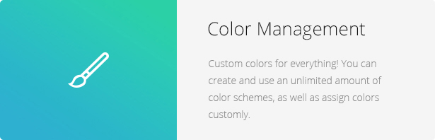 Color Management - Eco Nature - Environment & Ecology WordPress Theme
