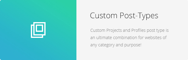 Custom Post Types - Eco Nature - Environment & Ecology WordPress Theme