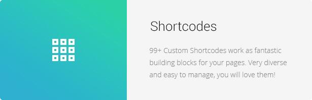 Shortcodes - Eco Nature - Environment & Ecology WordPress Theme