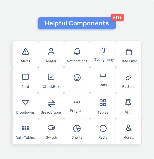 VkR70iZ - Frest – Admin Dashboard UI Kit Sketch Template