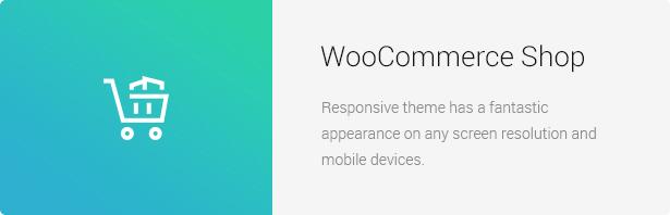 WooCommerce Shop - Eco Nature - Environment & Ecology WordPress Theme