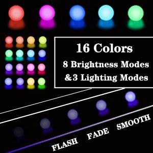 abaf9df2 884d 4a54 ad77 2dc500cf0cd8.  CR0,0,300,300 PT0 SX300 V1    - FROQUII Floating Pool Lights, 16 Colors Pond LED Ball Lights with Remote Control, Waterproof Cordless Hot Tub Lights Kids Night Light Ball Lamp for Pool Garden Backyard Lawn Beach Party Decor (1pcs)