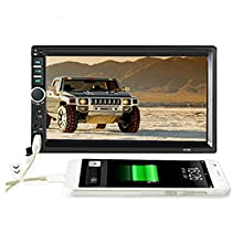 b13bab16 38f8 48be 88f0 abba67f42269.  CR0,0,275,275 PT0 SX220 V1    - Car Stereo 2 Din,7 inch Touch Screen MP5/MP4/MP3 Multimedia Player,Bluetooth Audio,Car Stereo Receivers,FM Radio,USB/SD/AUX Input,Mirror Link,Support Steering Wheel Remote Control,Rear View Camera