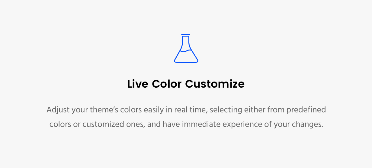 color customizer - Movedo - Responsive Multi-Purpose WordPress Theme