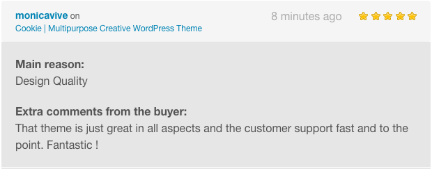 comment cookie wp 5 - Cookie | Multipurpose Creative WordPress Theme